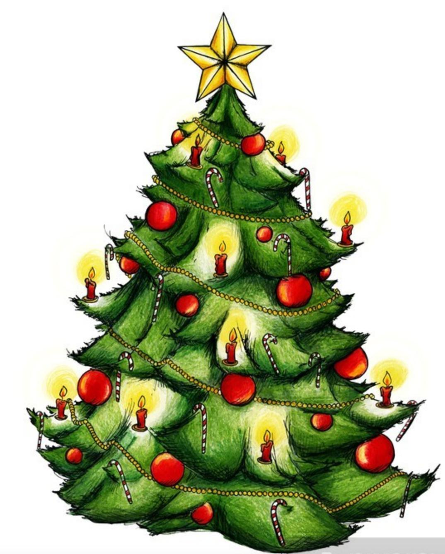Moodle-Weihnachtsbaum
